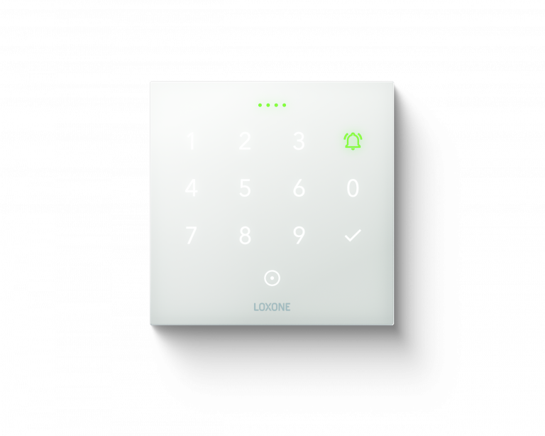 (c)Loxone_NFC Code Touch_White